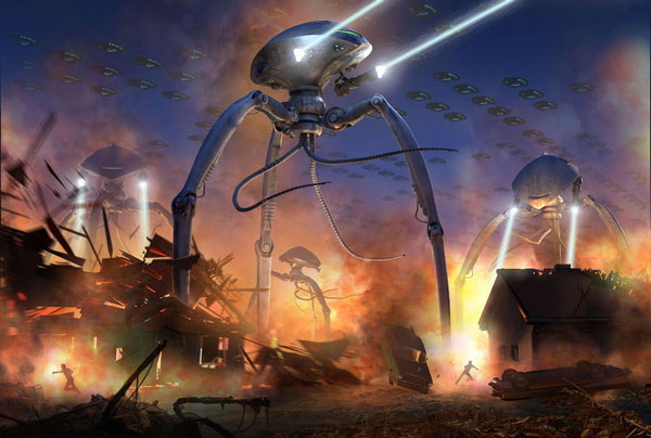 Pesadilla de invasión alienígena